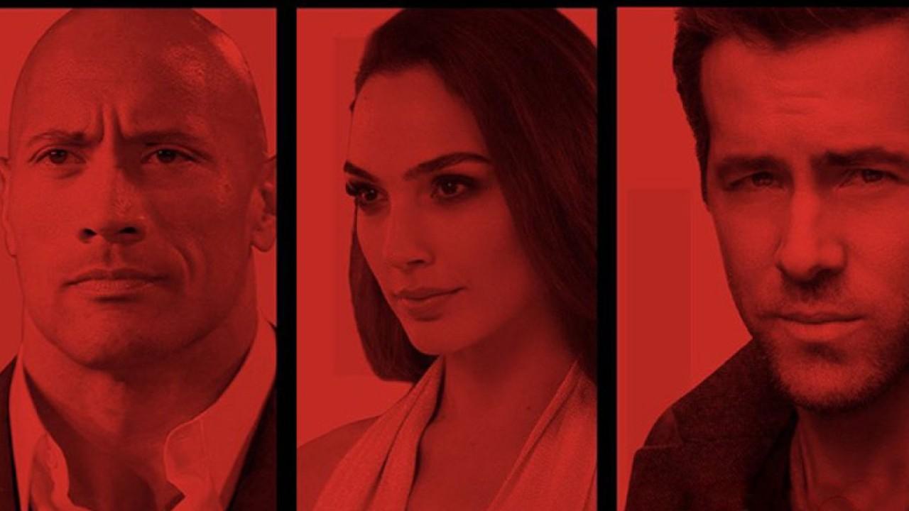 'Czerwona nota': Data premiery, trailer i co wiemy do tej pory