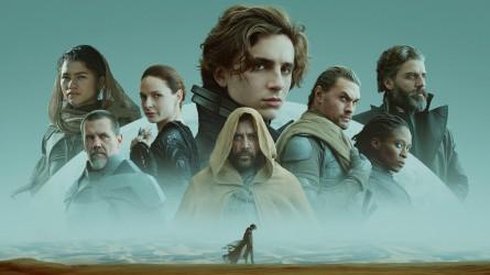 Recenzja filmu 'Diuna': Epopeja sci-fi Denisa Villeneuve'a ma zimne serce na gorącej planecie