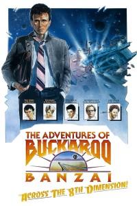 Przygody Buckaroo Banzai. Przez ósmy wymiar