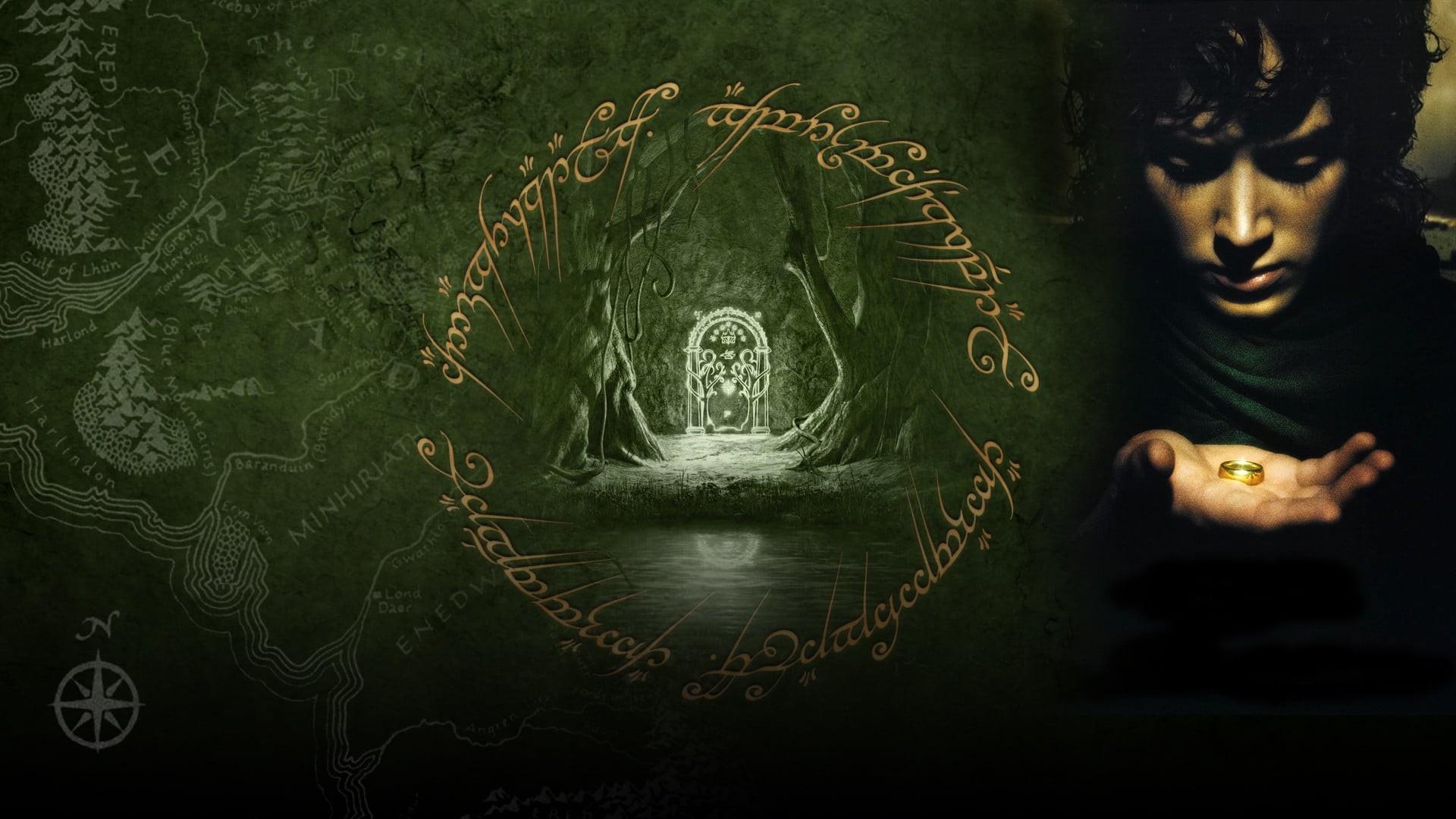 Władca Pierścieni: Drużyna Pierścienia