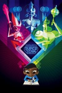 Super drużyna Sanjaya