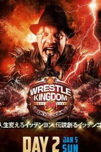 NJPW Wrestle Kingdom 14: Night 2