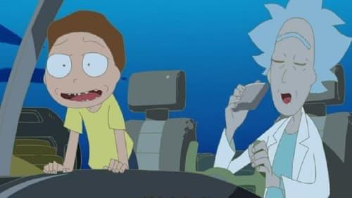 Rick i MortyS0E22