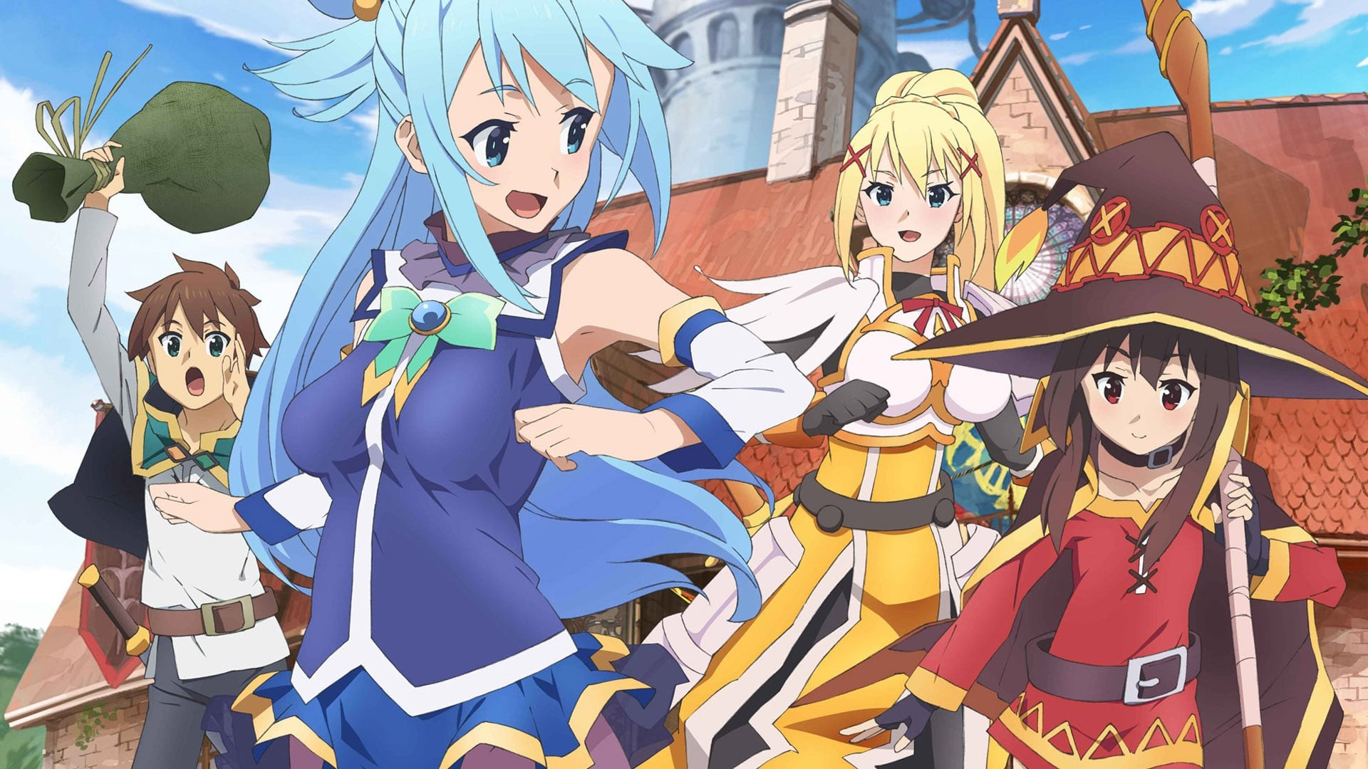 KonoSuba: God's Blessing on This Wonderful World!